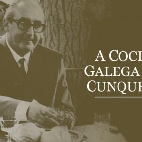 A Cociña Galega con Cunqueiro