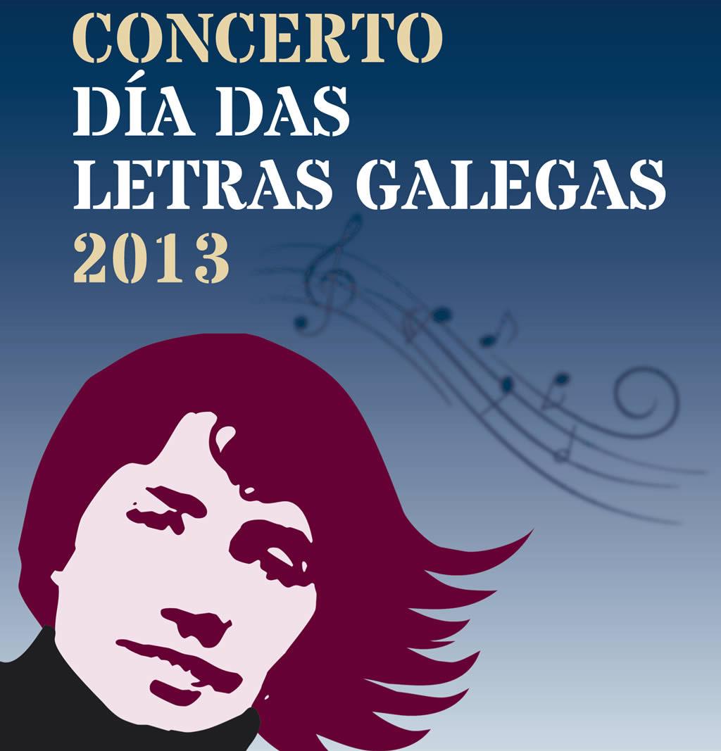 Concerto do Día das Letras Galegas