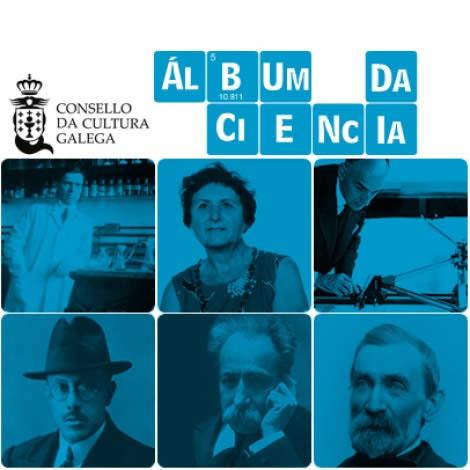 Presentación das Unidades didácticas «Álbum da Ciencia»