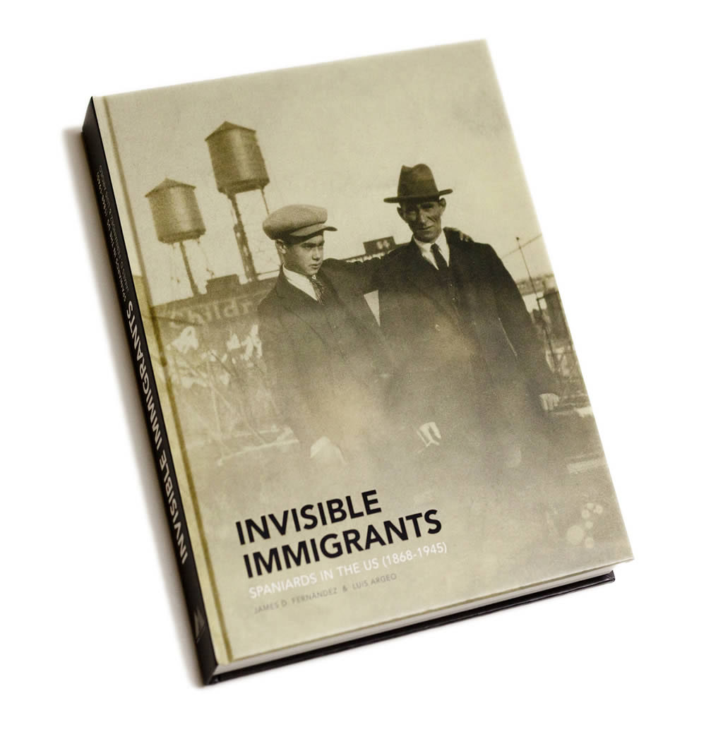 Libro «Invisible Inmigrants»