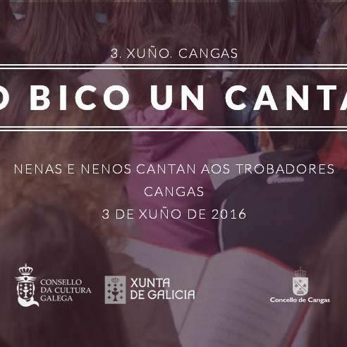 Rolda de Prensa: 4ª edición de «No bico, un cantar»