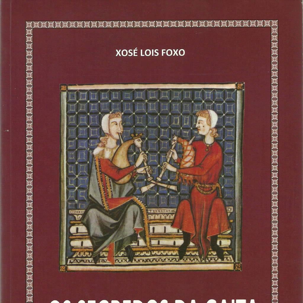 Libro «Os segredos da gaita» de José Luis Foxo