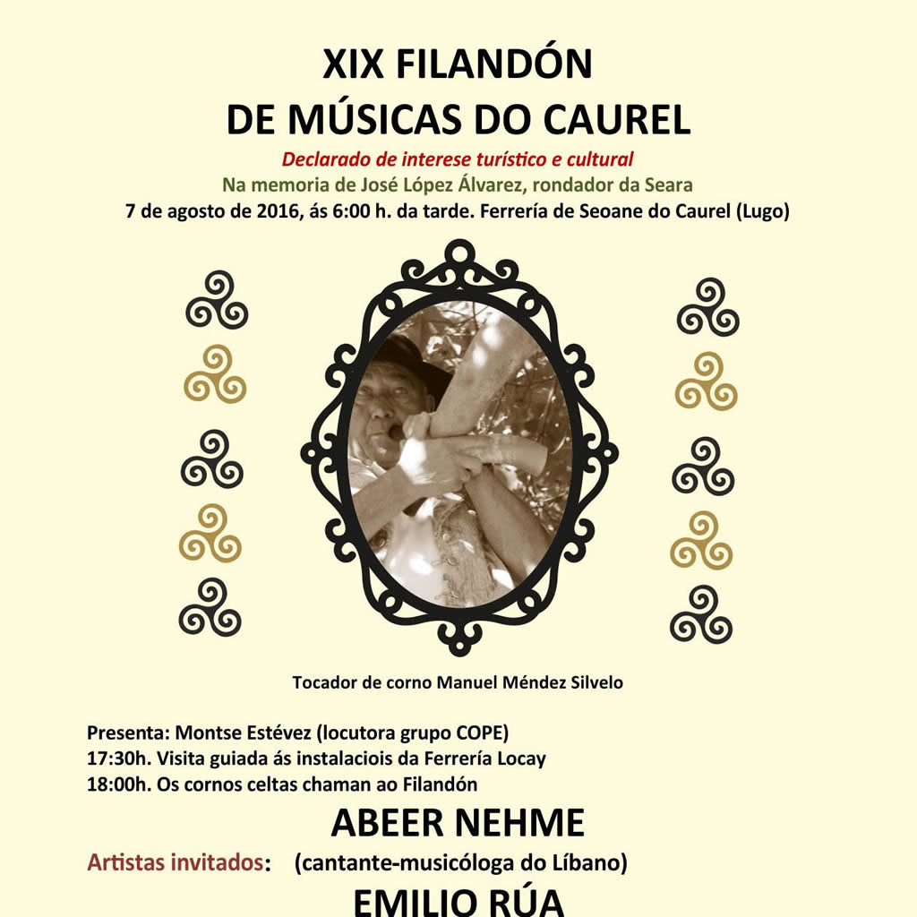 XIX Filandón de Músicas do Caurel