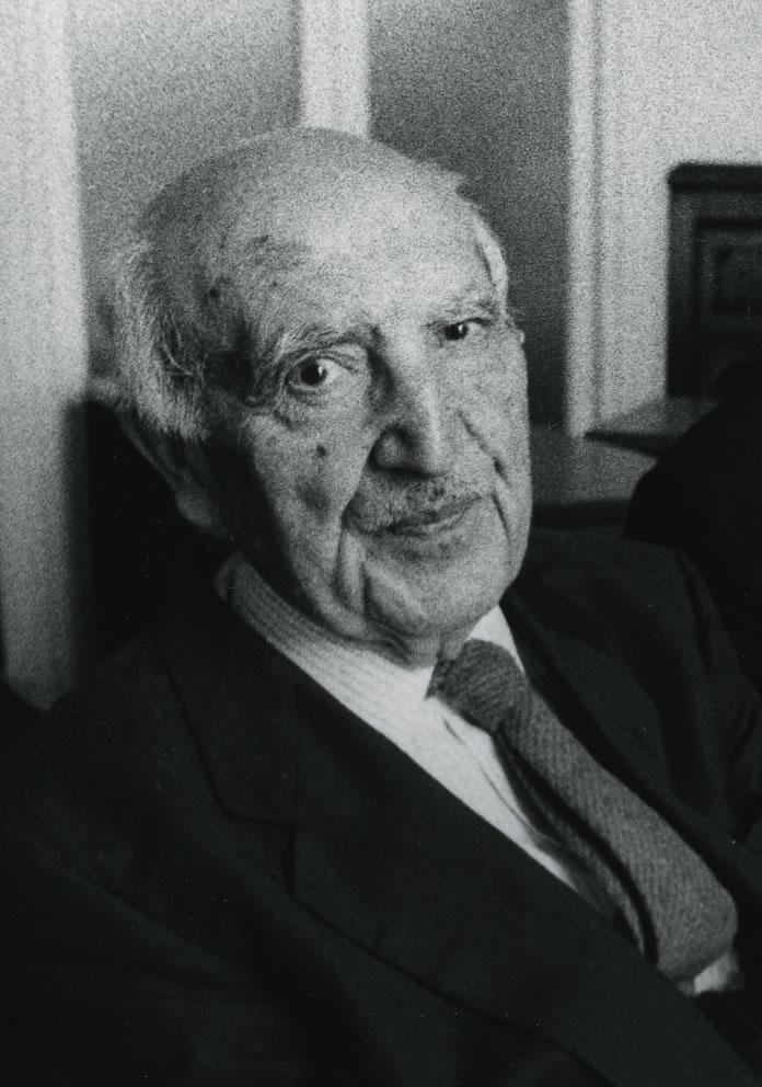 Retrato de Antonio Fraguas Fraguas