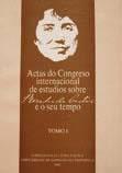 Portada de  Actas do Congreso Internacional de Estudos sobre Rosalía de Castro e o seu tempo (v.2)