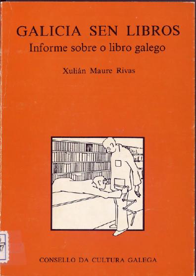 Portada de  Galicia sen libros