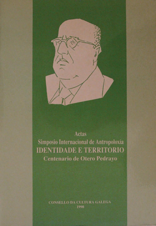 Portada de  Identidade e territorio: centenario de Otero Pedrayo