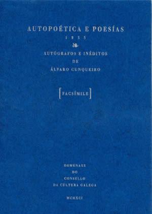 Portada de  Autopoética e poesías 1935