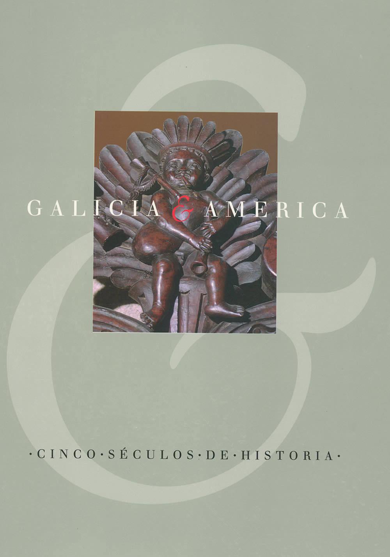 Portada de  Galicia e América