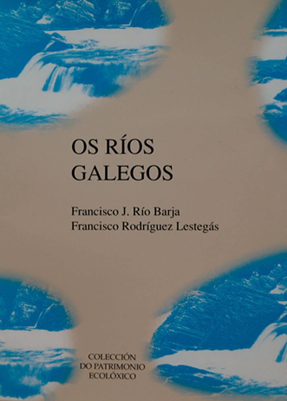 Portada de Os ríos galegos