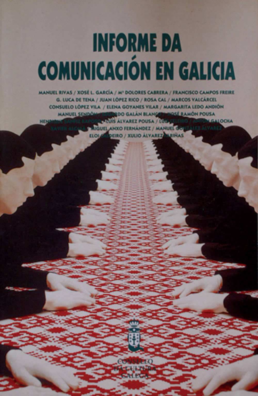 Portada de  Informe da comunicación en Galicia