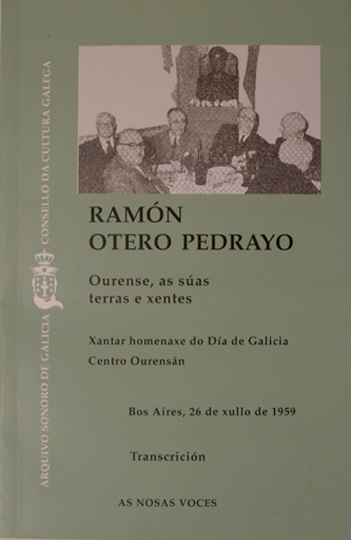 Portada de  Ourense, as súas terras e xentes