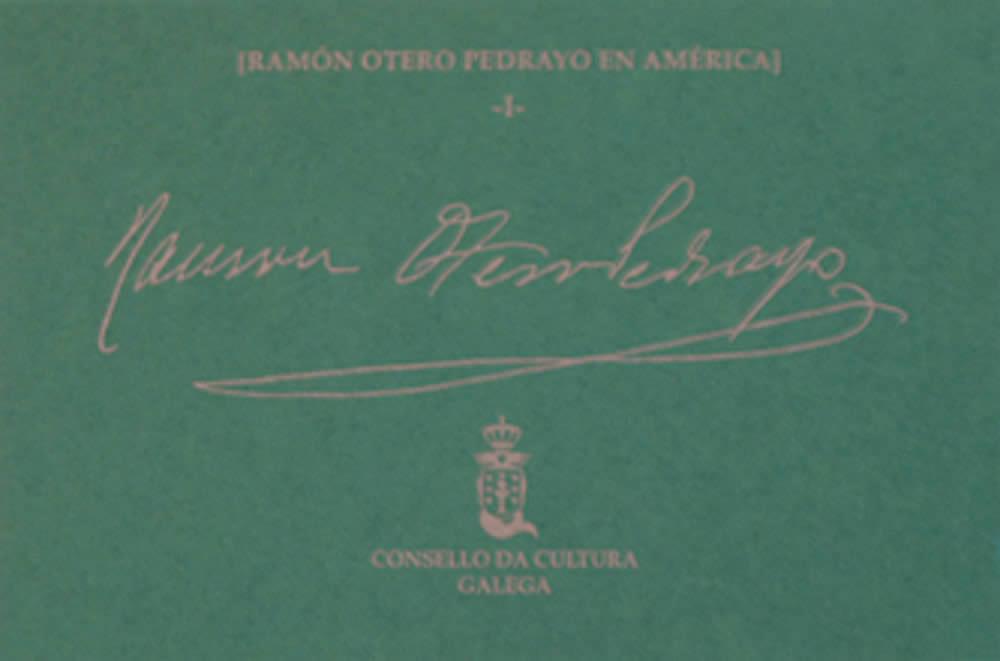 Portada de  Ramón Otero Pedrayo en América (I)