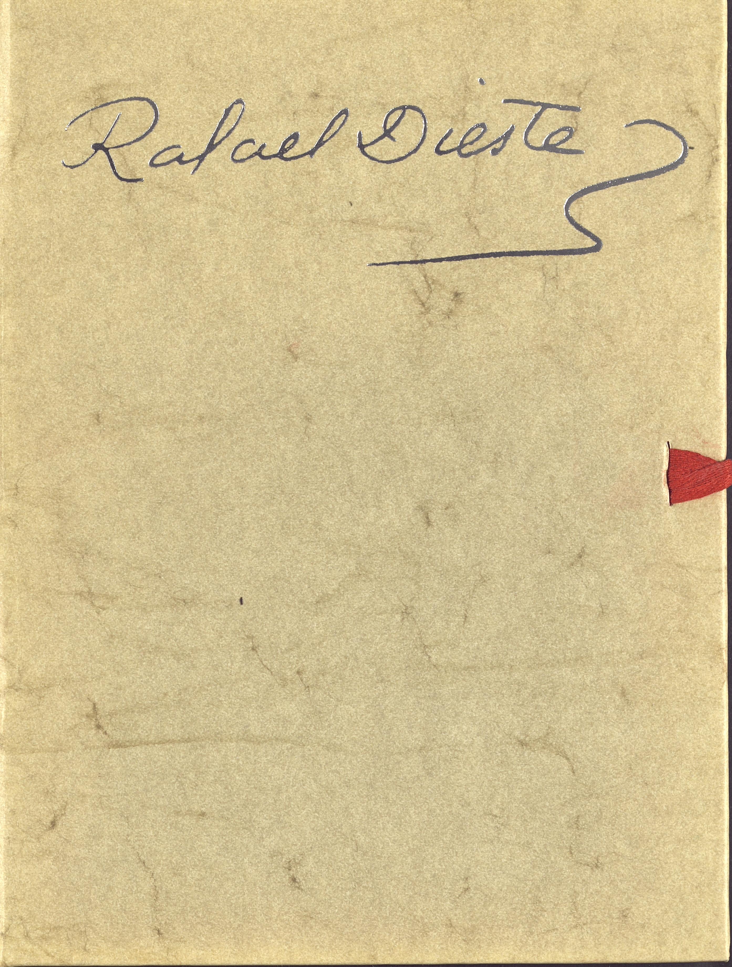Portada de  Charamuscas, 1923