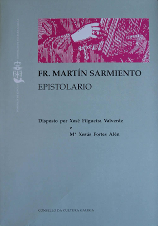 Portada de  Fr. Martín Sarmiento