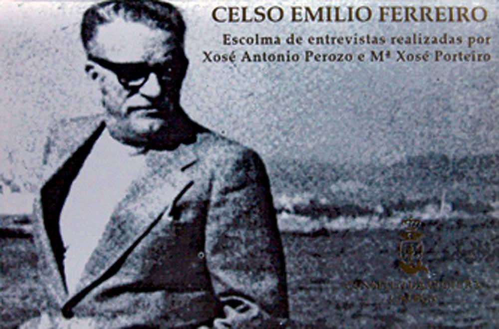 Portada de  Celso Emilio Ferreiro