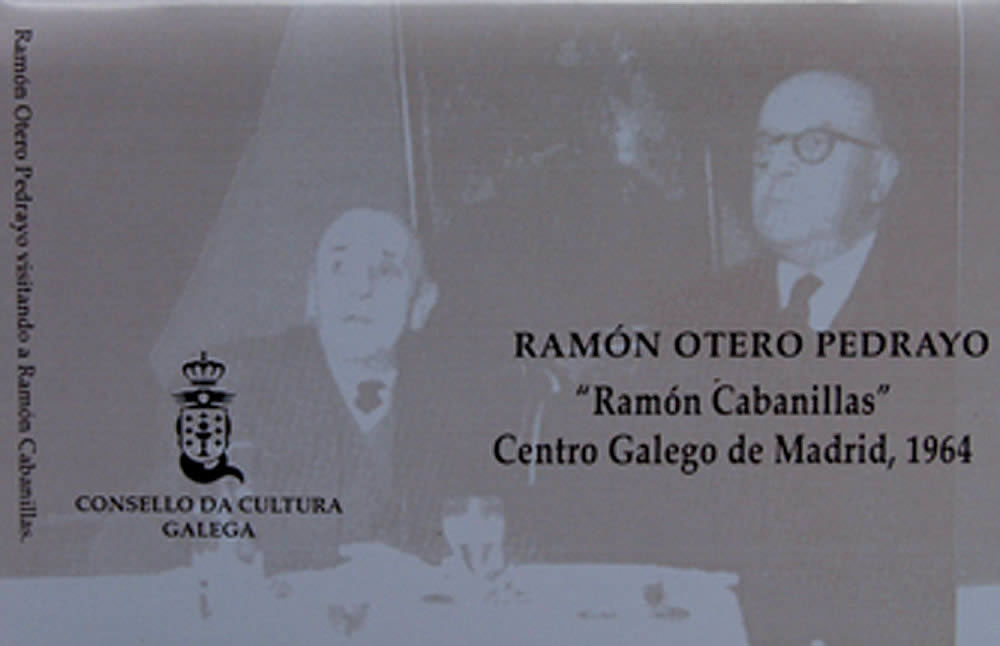 Portada de  Ramón Cabanillas