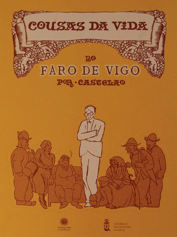 Portada de  Cousas da vida no Faro de Vigo (1926-1933) [Rústica]