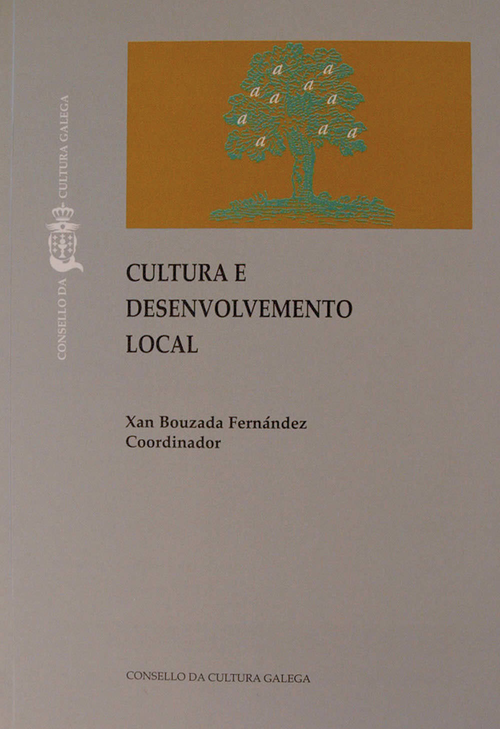 Portada de  Cultura e desenvolvemento local