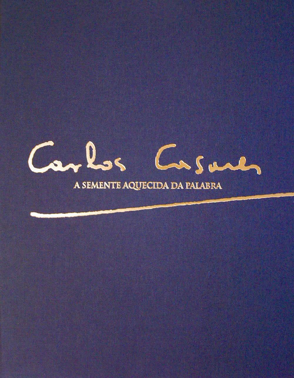 Portada de  Carlos Casares