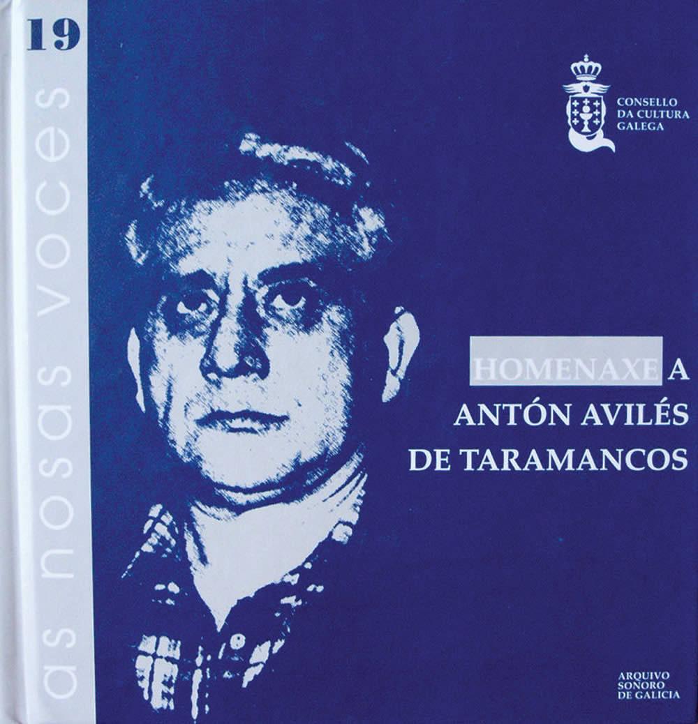 Portada de  Homenaxe a Antón Avilés de Taramancos