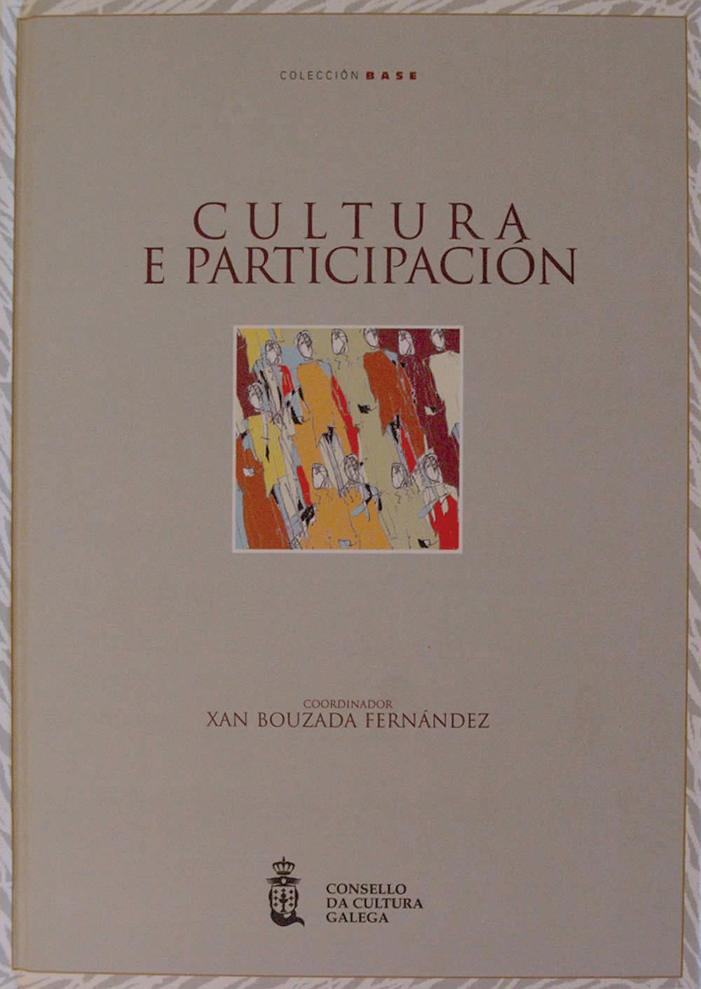 Portada de  Cultura e participación
