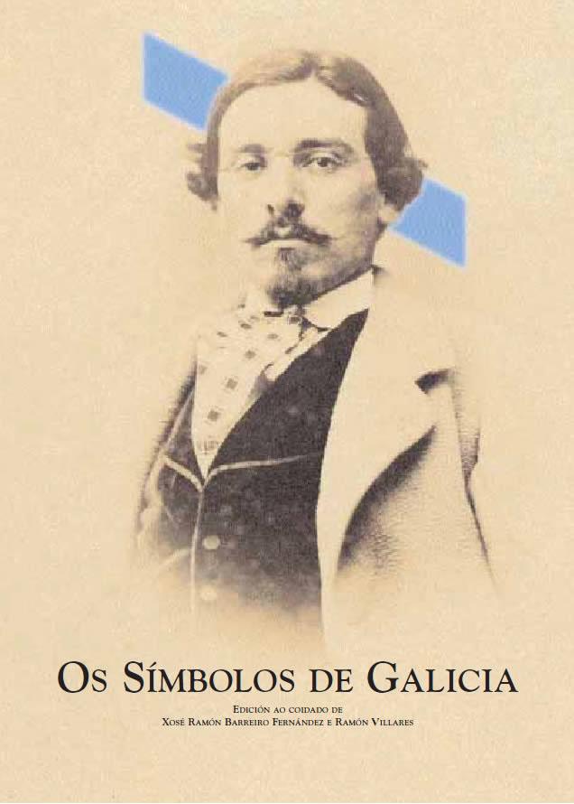 Portada de Os símbolos de Galicia