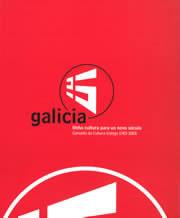 Portada de  Galicia 25: unha cultura para un novo século