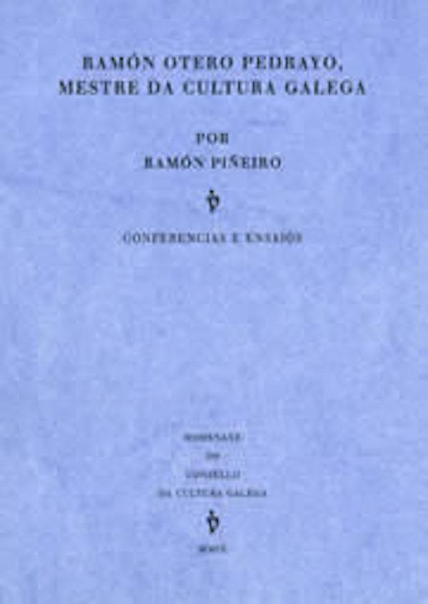 Portada de  Ramón Otero Pedrayo, mestre da cultura galega