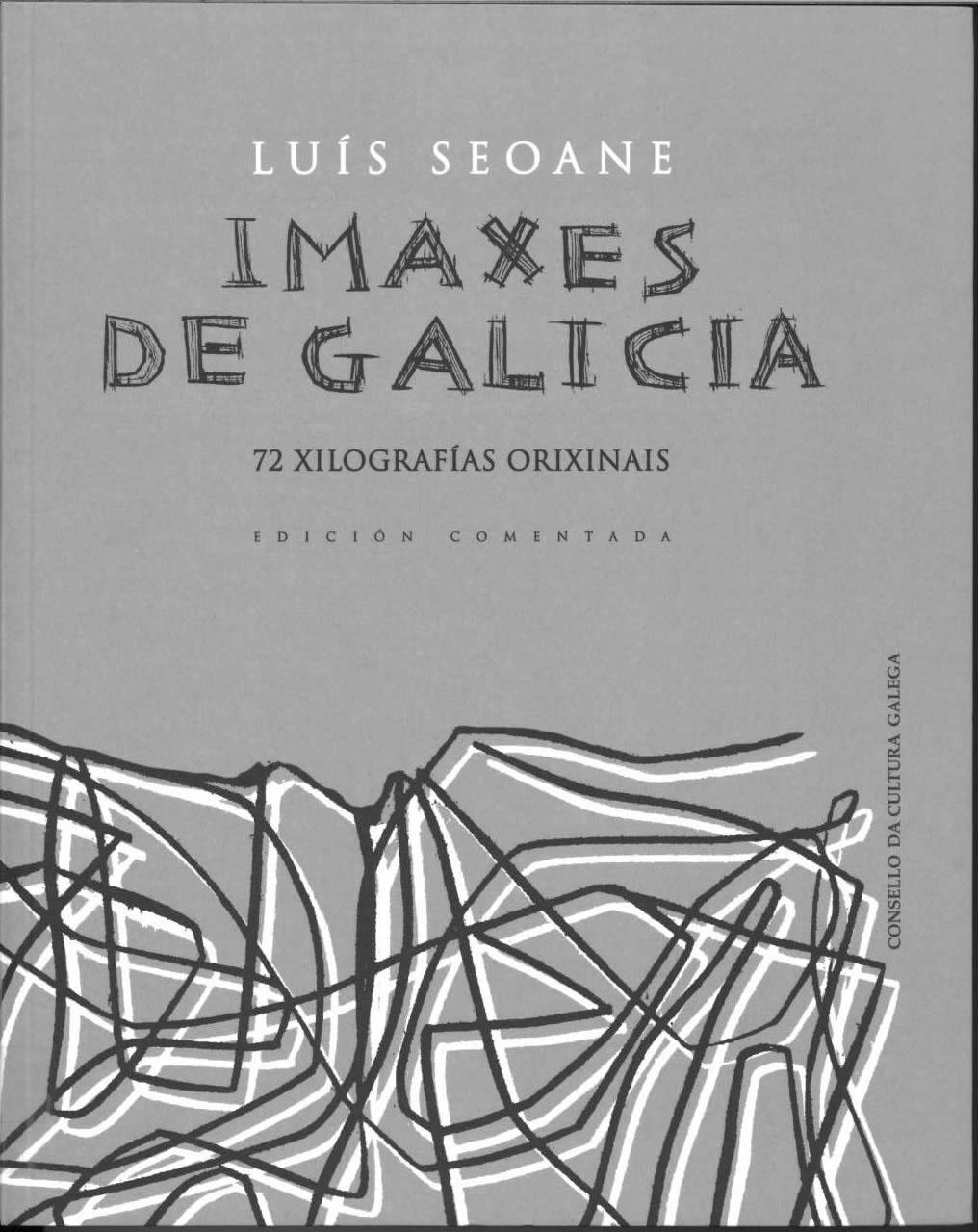 Portada de  Imaxes de Galicia