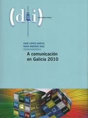 Portada de A comunicación en Galicia 2010