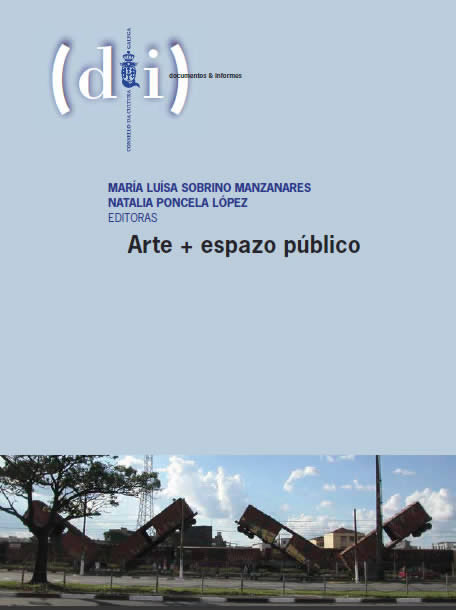 Portada de  Arte + Espazo público