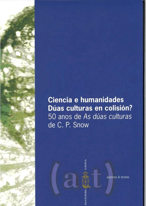 Portada de  Ciencia e humanidades: dúas culturas en colisión?