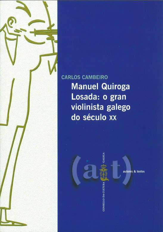 Portada de  Manuel Quiroga Losada