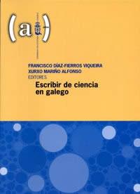 Portada de  Escribir de ciencia en galego