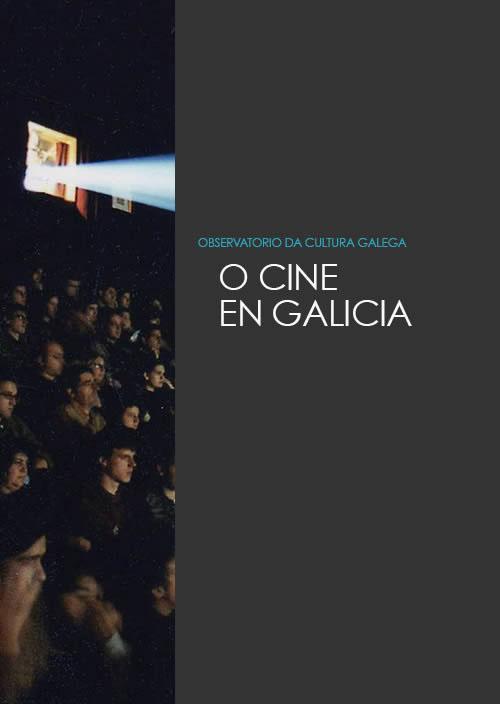 Portada de O cine en Galicia