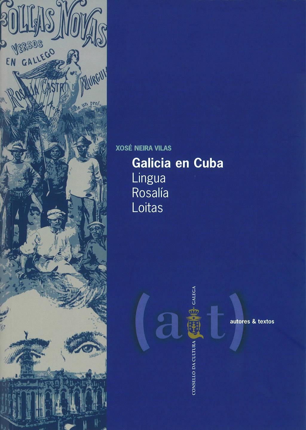 Portada de  Galicia en Cuba