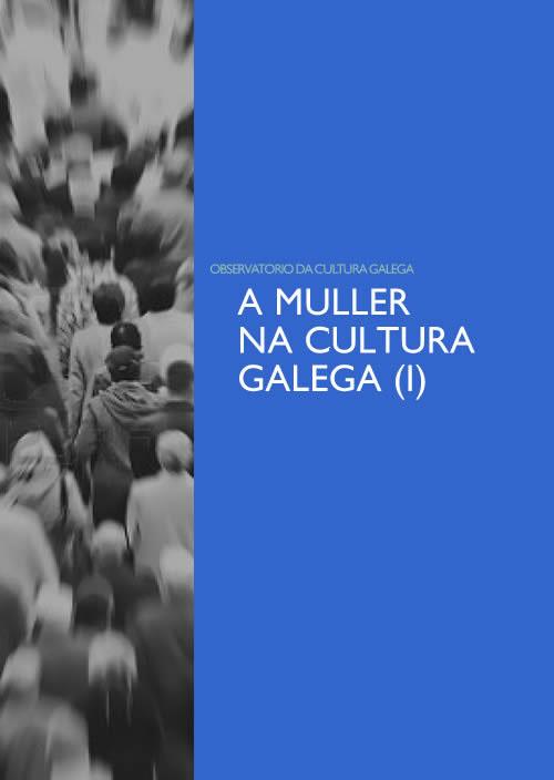 Portada de A Muller na Cultura Galega (I)