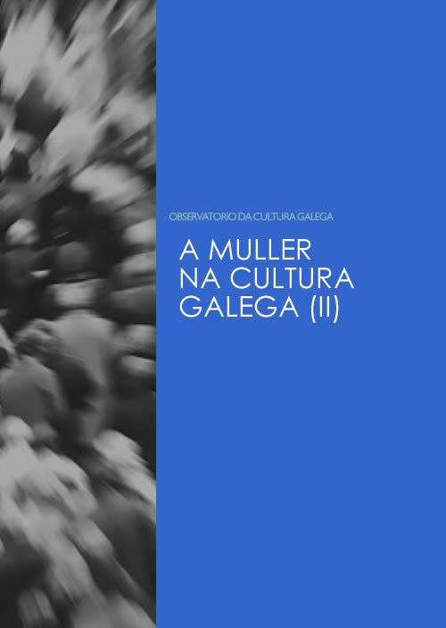 Portada de A Muller na Cultura Galega (II)