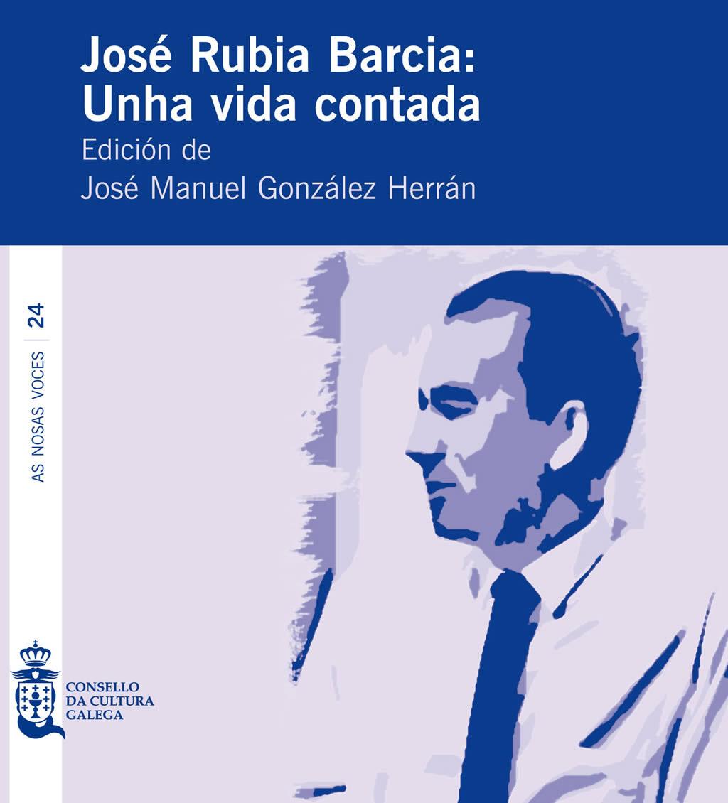 Portada de  José Rubia Barcia