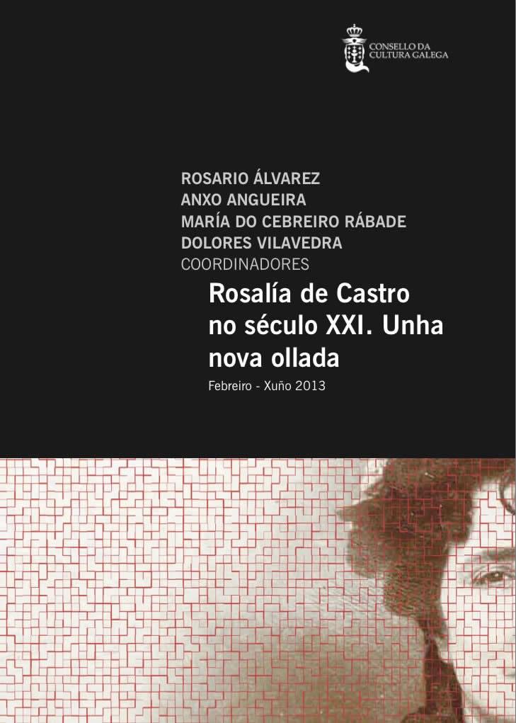 Portada de  Rosalía de Castro no século XXI. Unha nova ollada