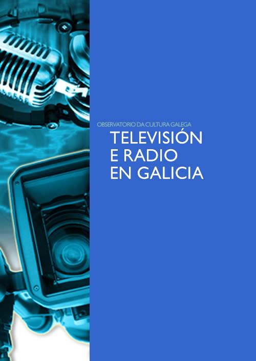 Portada de  Televisión e radio en Galicia