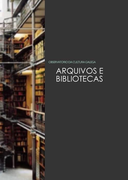Portada de  Arquivos e bibliotecas