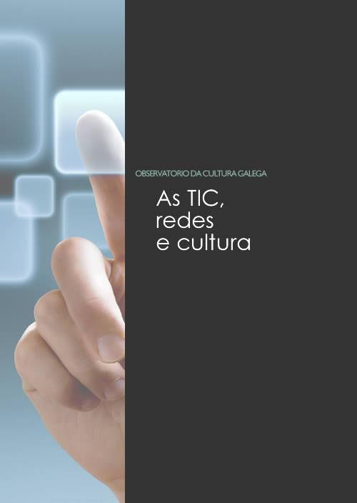 Portada de As TIC, redes e cultura