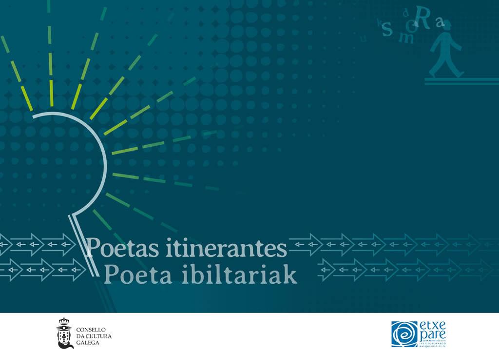 Portada de  Poetas itinerantes