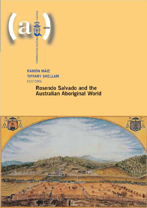 Portada de  Rosendo Salvado and the Australian Aboriginal World