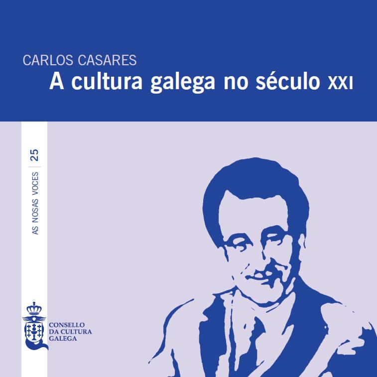 Portada de A  cultura galega no século XXI
