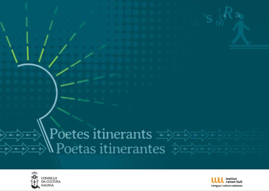 Portada de  Poetes itinerants