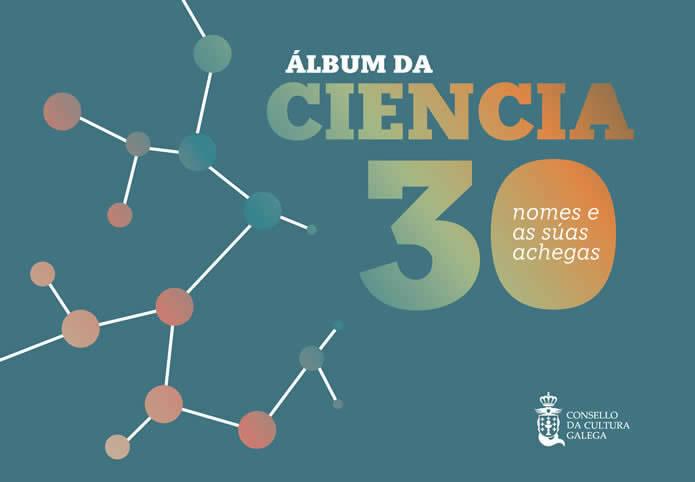 Portada de  Álbum da ciencia