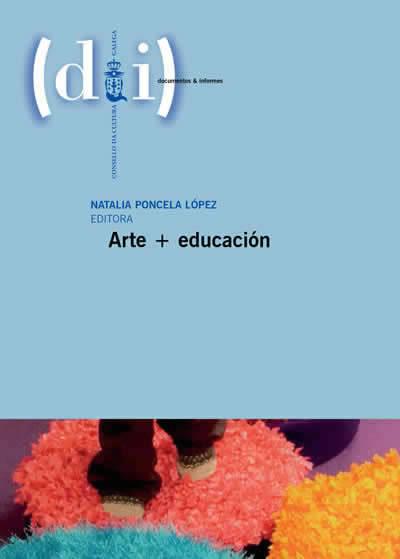 Portada de  Arte + educación